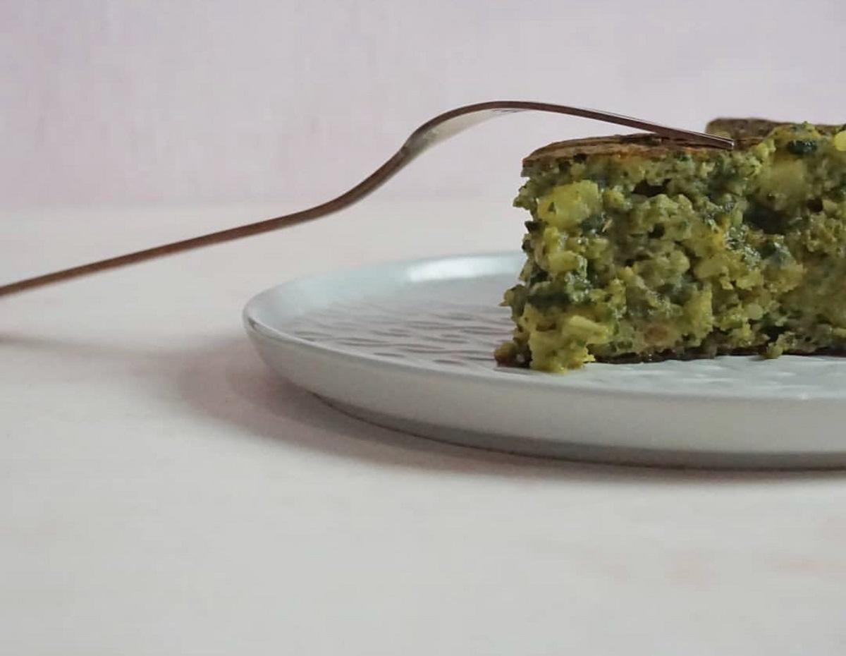 Tortilla de espinacas - Miriam - The Kiwi Brand