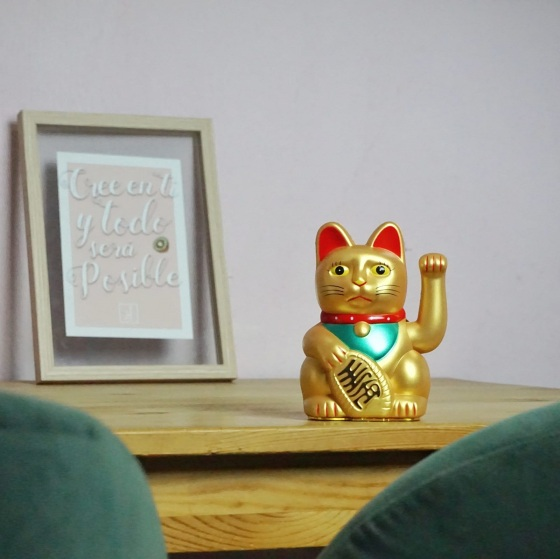 Maneki Neko - Miriam - The Kiwi Brand